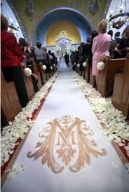 wedding aisle runner who walks on the wedding aisle runner larry