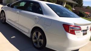 toyota for sale 2012 2012 toyota camry se 1 owner garaged non smoker since