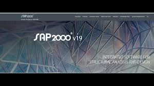 download install and activate sap 2000 v 19 win64 youtube