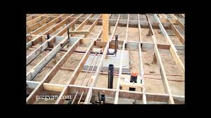 Building A Home Watch This Video Before Building A Home With A Subfloor Project