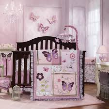 girls pink and purple bedding purple butterfly crib bedding beauty of butterfly crib bedding