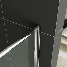 bath screen seal clear door seal size 1900mm hnnhome rubber