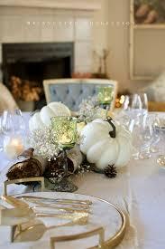 casual u0026 elegant neutral french farmhouse fall tablescape