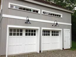 Style Garage by Backyards Carriage House Garage Doors Dream Usa Long Island Door