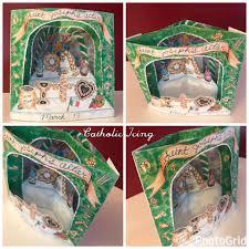 printable 3d st joseph u0027s altar craft for catholic kids