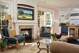 Living Room Traditional Ideas With Fireplace Eiforces - Living room design traditional