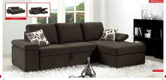 sleeper sofa bed with storage pull out sofa bed with storage esf sectional contemporary sectional