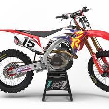 honda motocross gear retro graphics archives rival ink design co custom motocross