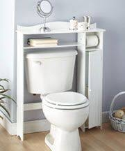 Seashell Bathroom Ideas by Seashell Bathroom Space Saver From Through The Country Door