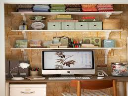 small desk organization ideas entryway closet storage home office