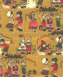 comic wrapping paper vintage christmas wrapping paper by sandycreekcollectables on zibbet