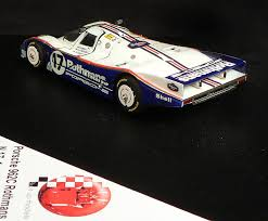 porsche rothmans profil24 models porsche 962 rothmans le mans 1987 by built up