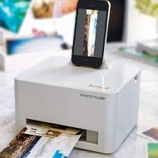 photo booth printers photocube iphone printer 188 diy gadget for wedding photo