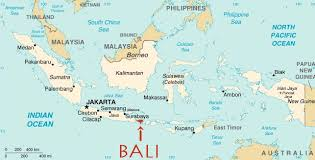 bali indonesia map all about bali indonesia