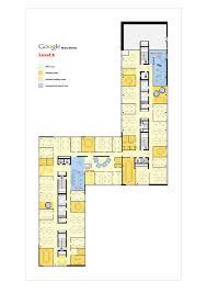 google floor plan gallery of google emea engineering hub camezind evolution 36