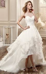 high low wedding dress high lo wedding dress hi low bridal dresses dressafford