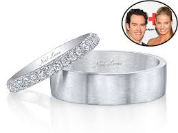 neil wedding bands exclusive all about paul gosselaar and catriona mcginn s