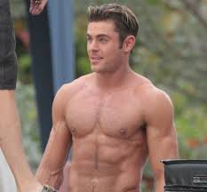 Zac Efron Shirtless And Hotter Than Ever On Baywatch Remake Set