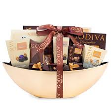 houdini gift baskets godiva chocolatier gift basket sam s club