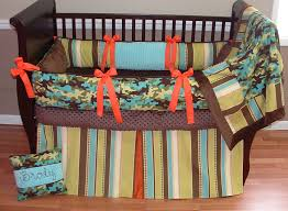 Camouflage Crib Bedding Sets Brody Camo Baby Bedding 1572 299 00 Modpeapod We Make