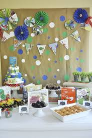 20 Boy Baby Shower Decoration Ideas