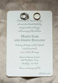 invitation marriage 21 wedding invitation wording exles to make your own brides