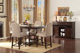 Dark Dining Room Table Dining Room Furniture Formal Dining Set Casual Dining Set