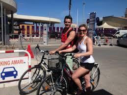 noleggio auto porto palermo palermo park ride lasci l auto al porto e trovi la bici a