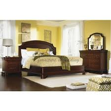 King Sleigh Bedroom Sets by Bedroom Sets Evolution 9180 7 Pc King Sleigh Bedroom Set At