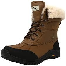 ugg s adirondack boot ii leather ugg s adirondack boot ii high top leather ebay