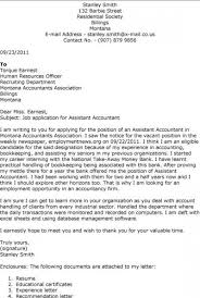 senior accounting cover letter sample senior accountant cover