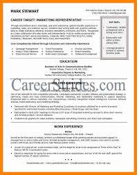 Examples Of College Graduate Resumes by 4 College Graduate Resume Examples Doctors Signature