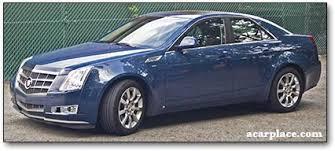 cadillac cts di 2009 cadillac cts car reviews