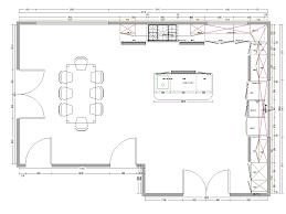 kitchen layout ideas u2013 kitchen floor plan with island and