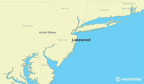 map of lakewood new jersey where is lakewood nj lakewood new jersey map worldatlas