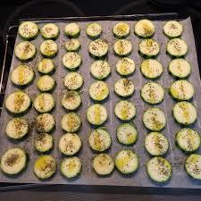 cuisiner des courgettes au four recette the of diouk