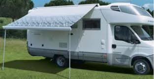 Camper Van Awnings Fiamma F65 Awning Motorhome Campervan Awnings Uk
