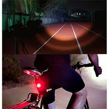 Bright Bike Lights Aor Flashlights Aor186 Rechargeable Bright Bicycle Headlight