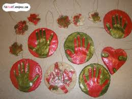 salt dough ornaments fabmomkt