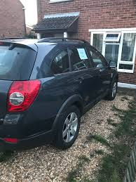 7seater chevrolet captiva 4x4 in greenford london gumtree