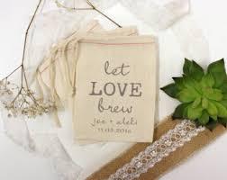 tea wedding favors tea wedding favor etsy