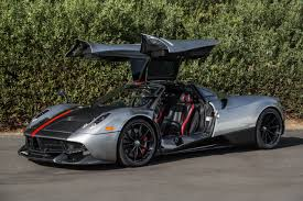 pagani huayra carbon fiber used 2016 pagani huayra for sale newport beach ca
