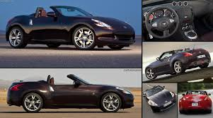 nissan 370z all wheel drive nissan 370z roadster 2010 pictures information u0026 specs