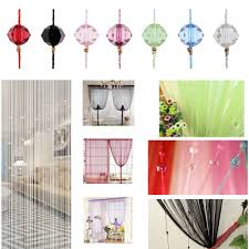 Ikea Beaded Curtain by Indoor Beaded Curtains For Doorways String Curtain Door Divider