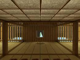 3d Room Japanese Meditation Room 3d Cgtrader