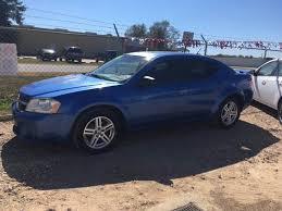 2008 blue dodge avenger 2008 dodge avenger sxt 4dr sedan in shreveport la pipes auto sales