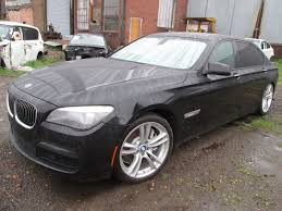 rear electric window blind sunshade black oem bmw 740i 750li 760li
