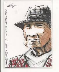 the awesomest sketch cards from 2013 leaf best of football