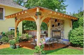 Patio Covers Seattle 10 Stand Alone Patio Cover Ideas That You Use In Your Patio