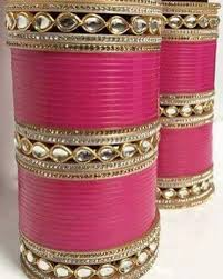 wedding chura buy bridal chura with kundan from shahi handicraft ambala india